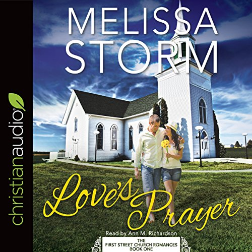 Love's Prayer                   By:                                                                                                                                 Melissa Storm                               Narrated by:                                                                                                                                 Ann Richardson                      Length: 5 hrs and 16 mins     9 ratings     Overall 4.8
