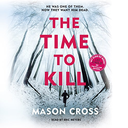 The Time to Kill audiobook cover art