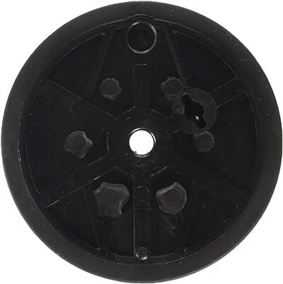 Hunter Sprinklers 528900 I-90 Gear Driven Sprinkler Rubber Cover Assembly, 36-volt, Black