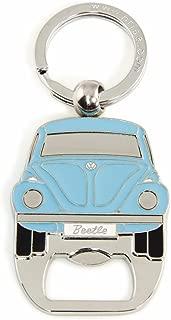BRISA VW Collection VW Beetle Key Ring/Bottle Opener - Blue
