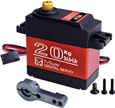 Best ds3218 servo motor with horn Reviews
