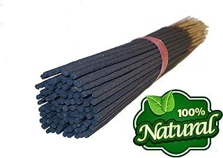 Bless International 100%-Natural-Incense-Sticks Handmade-Hand-Dipped The-Best-Scent (Frankincense and Myrrh, 100 Incense Sticks)