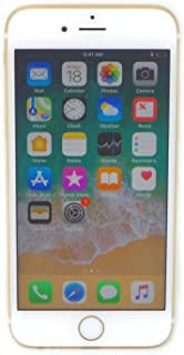 Apple iPhone 6S, GSM Unlocked, 16GB GSM - Gold (Renewed)