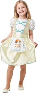 Rubie's Official Goldilocks, Child Costume, Book Day Character - Small Age 3-4, Height 104 cm (641197S)