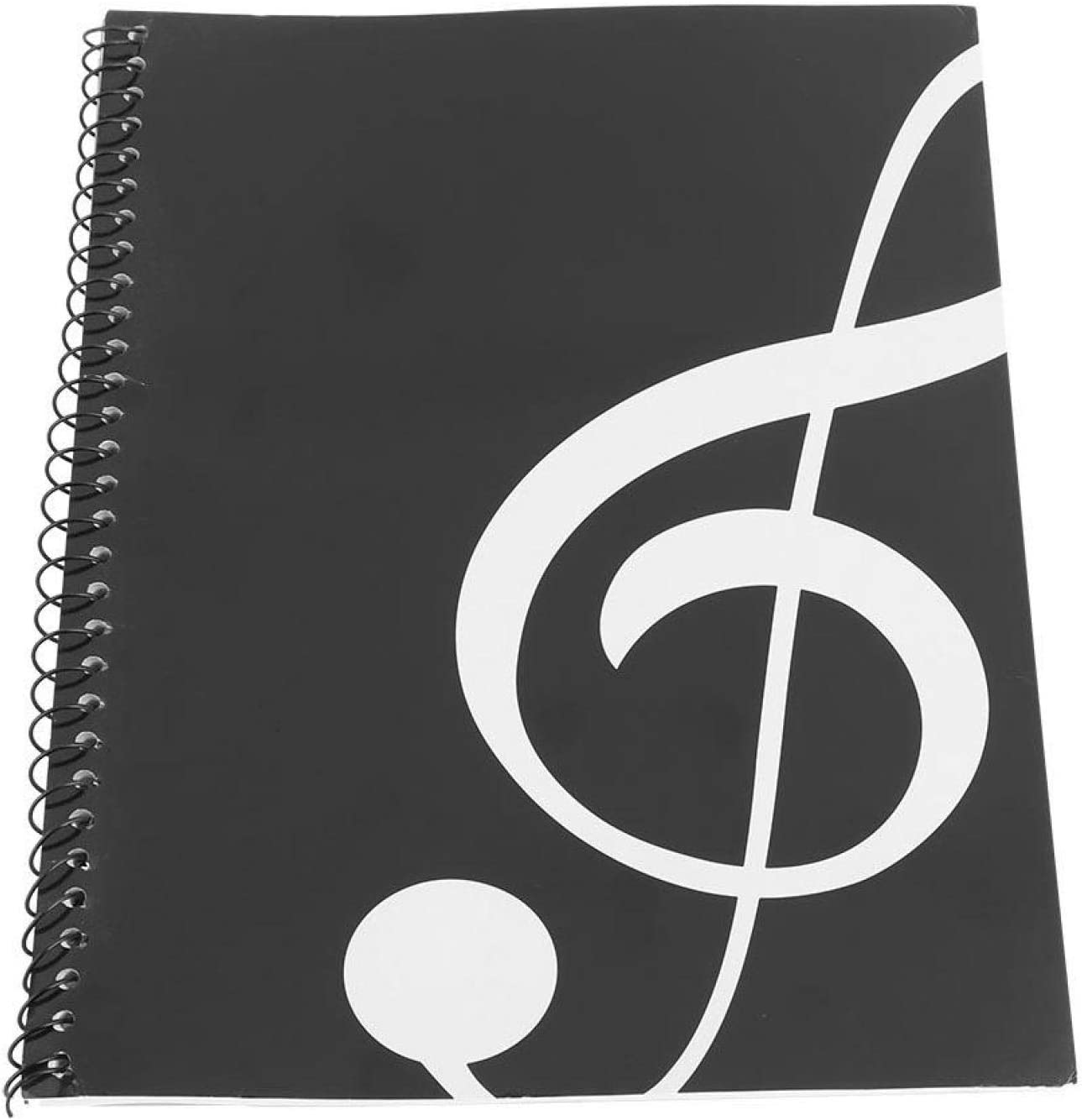 Practical Stave Notebook Superlatite Convenient Los Angeles Mall for Song Lovers Wr Music
