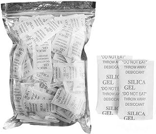 LotFancy Bolsas de Gel de Sílice, 2g x 160 Paquetes