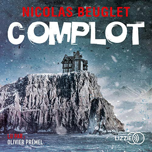 Complot audiobook cover art