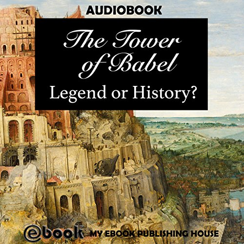 The Tower of Babel audiobook cover art