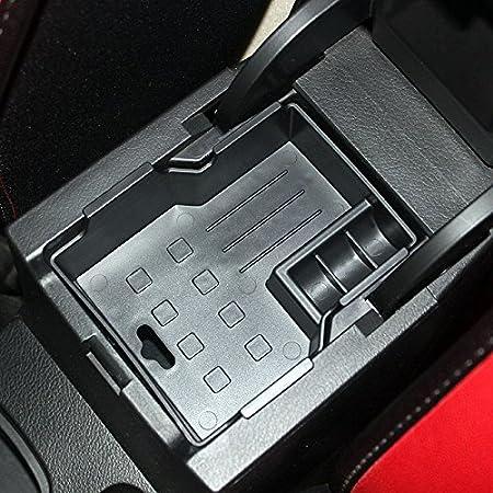 Sekundär Aufbewahrungsbox Organizer Armlehne Mittelkonsole Für Vitara 2016 2017 2018 Automatik Auto