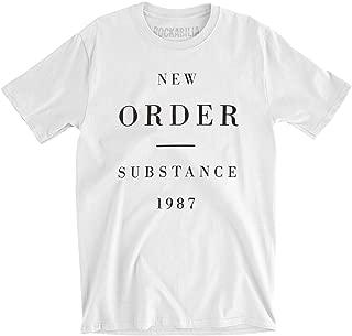 New Order Substance 1987 Mens T-shirt