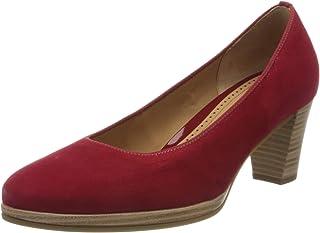Amazon.it: Rosso Scarpe col tacco Scarpe da donna