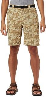 COR22 - Silver Ridge Printed Cargo Shorts, Pantaloncini da Uomo. Uomo