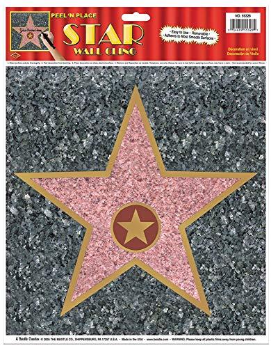 Generique - Décoration Murale étoile Walk of Fame 27 cm