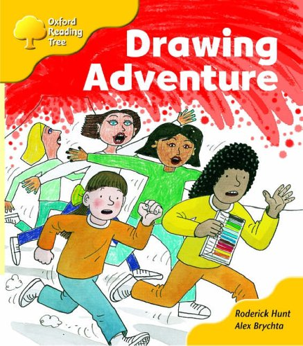 Oxford Reading Tree: Stage 5: More Stories C: Drawing Adventureの詳細を見る
