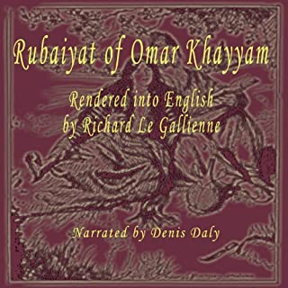 Rubaiyat of Omar Khayyam cover art