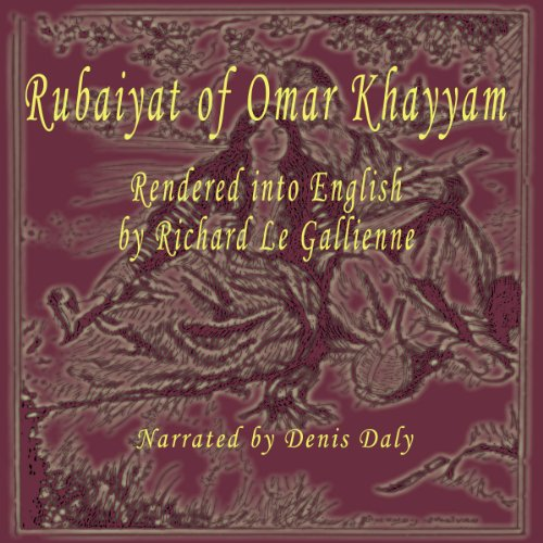 Rubaiyat of Omar Khayyam cover art