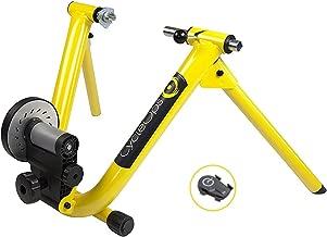 CycleOps Mag with One Way Smart Sensor Yellow