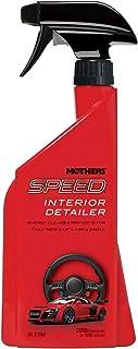 Mothers 6618324 Speed Interior Detailer, 24 fl. oz. Red
