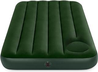 Intex Matratze, Kunststoff, grün, 99x191x22 cm
