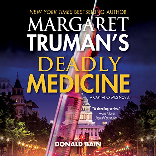 Deadly Medicine audiobook cover art