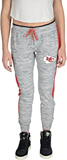 NFL Women's Active Basic Fleece Jogger Sweatpants