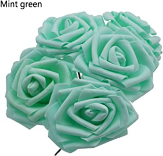 Best coral and mint green bouquet Reviews