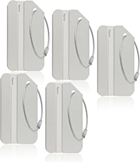 Aluminum Luggage Tags Holders for Travel Luggage Baggage Identifier By CPACC
