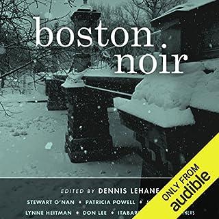 Couverture de Boston Noir