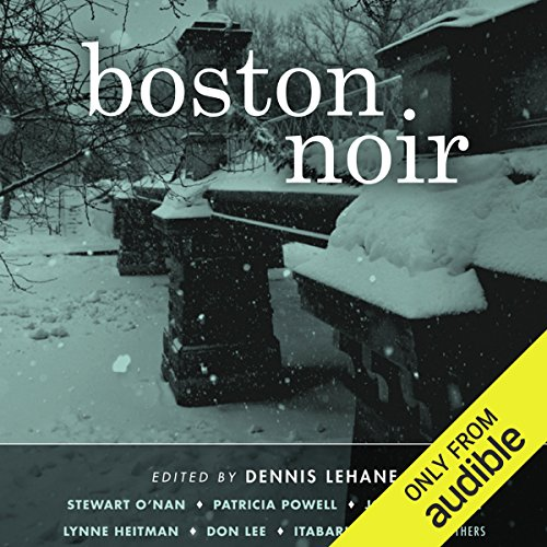 Boston Noir audiobook cover art