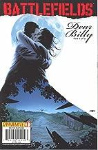 Garth Ennis Battlefields Dear Billy # 1