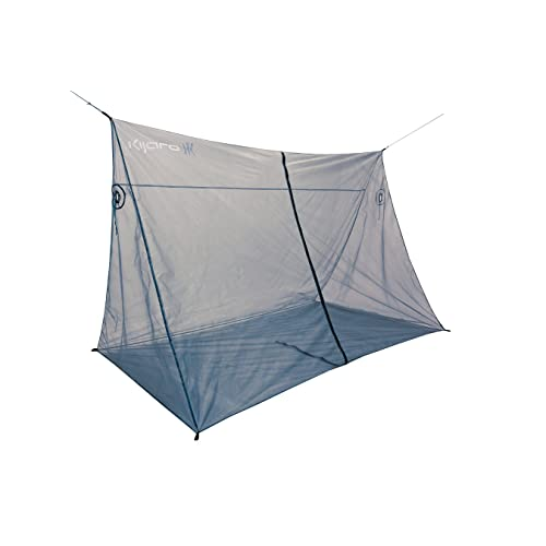 34a72ebef3a Kijaro Hammock Bug Mosquito Jungle Net with No-See Um Mesh for 360-Degree