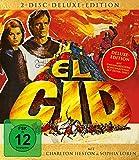 El Cid - 2-Disc Deluxe Edition [Alemania] [Blu-ray]