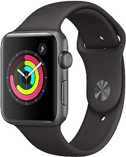 Apple Watch Series 3 42mm (GPS) - Caja De Aluminio En Gris Espacial / Gris Correa Deportiva (Reacondicionado)