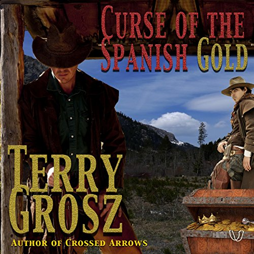 Curse of the Spanish Gold audiobook cover art