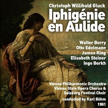 Christoph Willibald Gluck: Iphigénie en Aulide [German version] (1961)