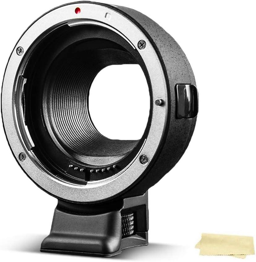 VILTROX EF-EOS M Gifts Auto Focus AF Mount Compatibl Adapter Ring supreme Lens