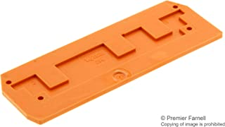 284-339 - End Cover, For Use With 284 Series Terminal Blocks, 280 Series, (Pack of 20) (284-339)