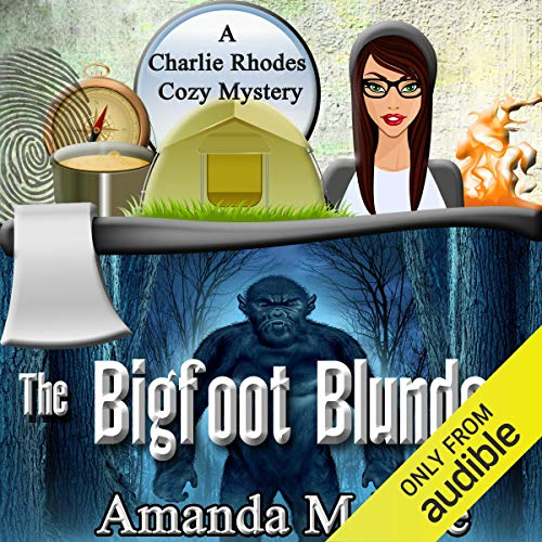 The Bigfoot Blunder cover art