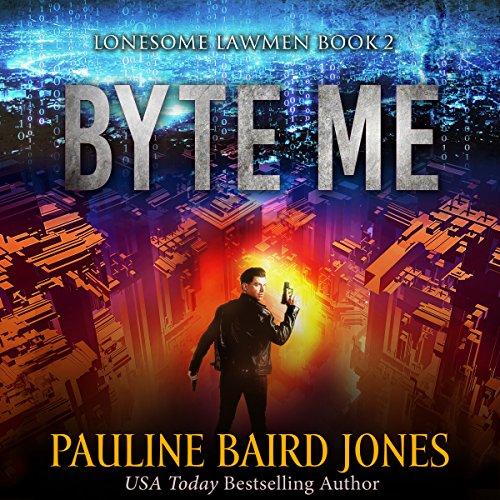 Byte Me audiobook cover art