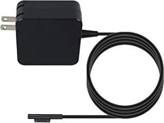 Tmiyas 44W Microsoft Surface Pro 5/ Pro 6 マイクロソフト 充電器 15V 2.58A Table Charger 電源ACアダプター タブレットAC充電器