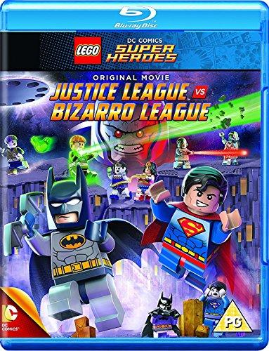 Lego Batman: Justice League Vs Bizarro - Blu-Ray [UK Import]
