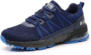Heren Dames Sneakers Air Schoenen Lichte Fitness Sportschoenen Outdoor Running Ademende Gym Loopschoenen 34-46EU