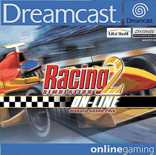 Dreamcast - Racing Simulation 2