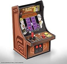 My Arcade Elevator Action Micro Player - Collectible Mini Arcade Machine, Brown