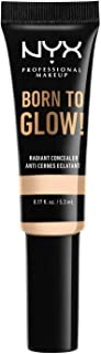Sponsored Ad - NYX PROFESSIONAL MAKEUP Born To Glow Radiant Concealer - Pale, White Ivory With Warm Undertone