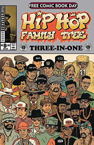 FCBD 2015: Hip Hop Family Tree 3-in-1 (English Edition)