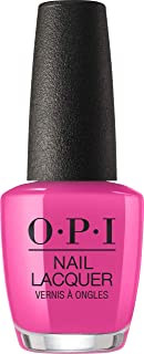OPI Nail Lacquer, NLL19 , No Turning Back From Pink Street, 15 ml