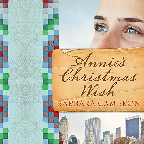 Annie's Christmas Wish audiobook cover art