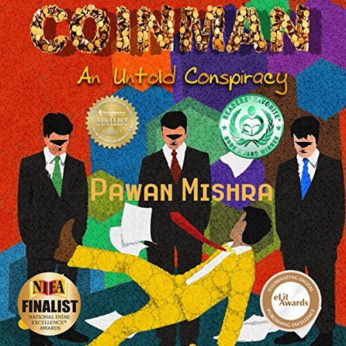 Coinman cover art