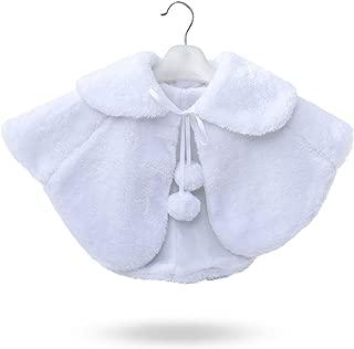 Baby Girl Winter Clothes Artificial Fur Vest Coats Warm Waistcoat Kids Sleeveless Jacket Newborn Outerwear